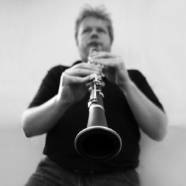 BCMG Clarinetist Timothy Lines