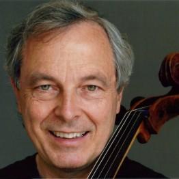 BCMG Cellist Ulrich Heinen