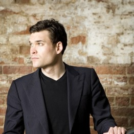 Conductor/Composer Ryan Wigglesworth