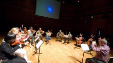 Young performers in BCMG's Resonance project