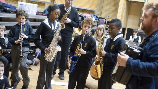 Young people's ensemble