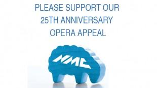 NMC Opera Appeal banner image