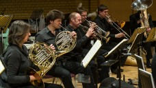 BCMG brass players