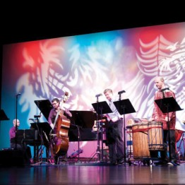 Fulcrum Point musicians performing