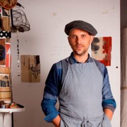 Artist Matthew Harris