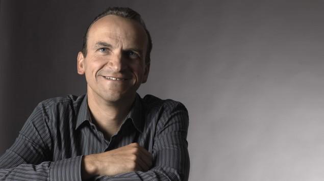 BCMG Artistic Director Stephen Newbould
