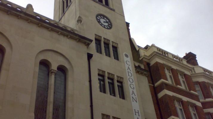Cadogan Hall, London