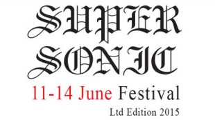 Supersonic Festival 2015 logo and dates