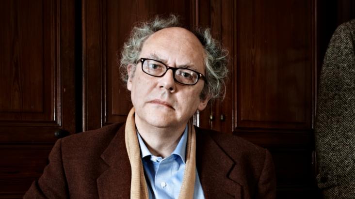 Composer Benedict Mason