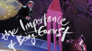 The Importance of Being Earnest CD artwork