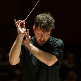 Thomas Adès conducting BCMG