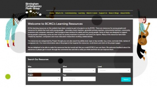 Our learning resources website