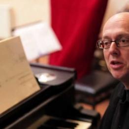 Pianist John Snijders