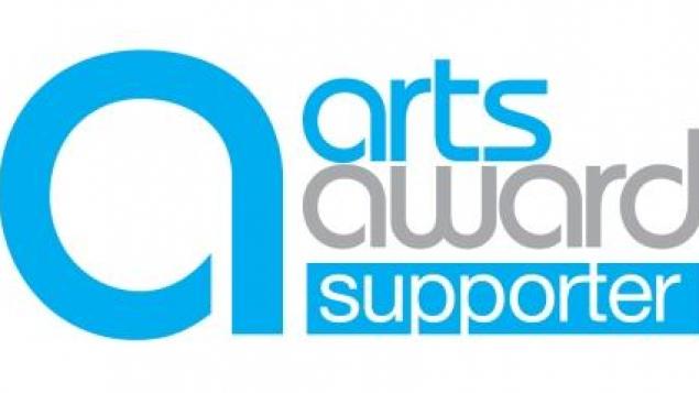 Arts Award Supporter Logo