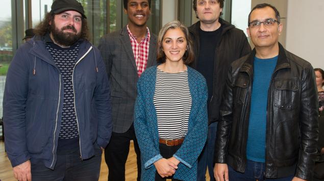 Grandmaster Gareth, Xhosa Cole, Annie Mahtani, Scott Johannsson, David Duggal.jpeg