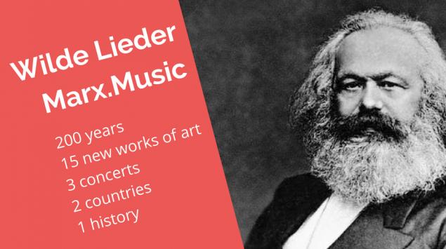 Wilde Lieder - Marx.Music banner image