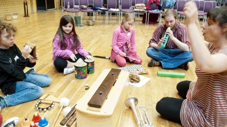 Music Maze Small Group