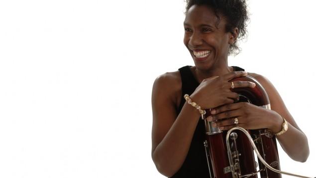 BCMG Bassoonist Margaret Cookhorn