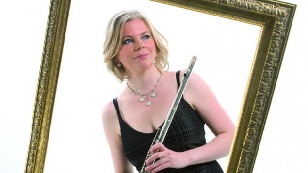 BCMG Flautist Marie-Christine Zupancic