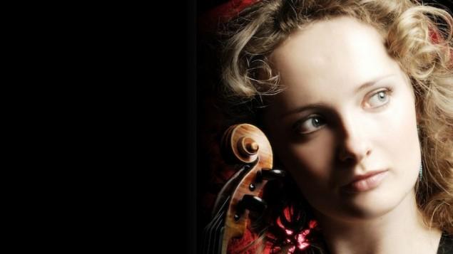 BCMG Violinist Lena Zeliszewska
