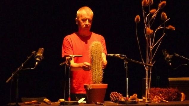 BCMG Percussionist Simon Limbrick