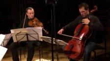 Frédéric Pattar par le Quatuor Béla   | Le live de la Matinale